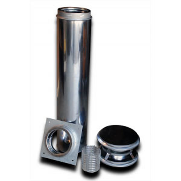 pizza oven chimney pipe