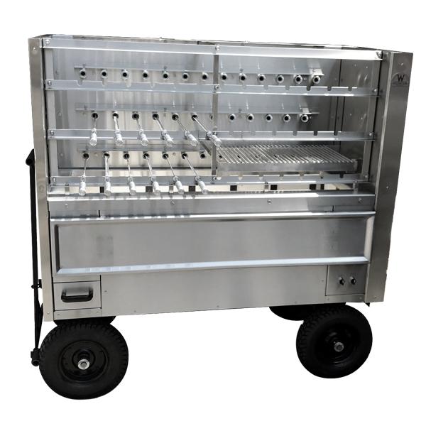 Brazilian BBQ Cart