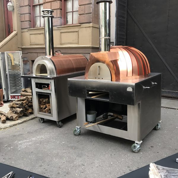 Double Door Pizza Oven