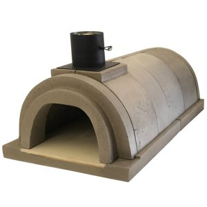 wood pizza oven kit