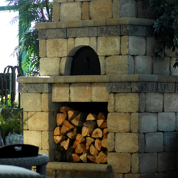 wood fired oven kit grade assembles in an hour free shipping