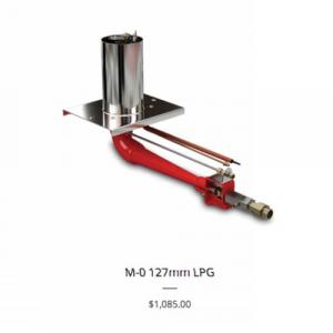 M-Series Oven Gas Burner