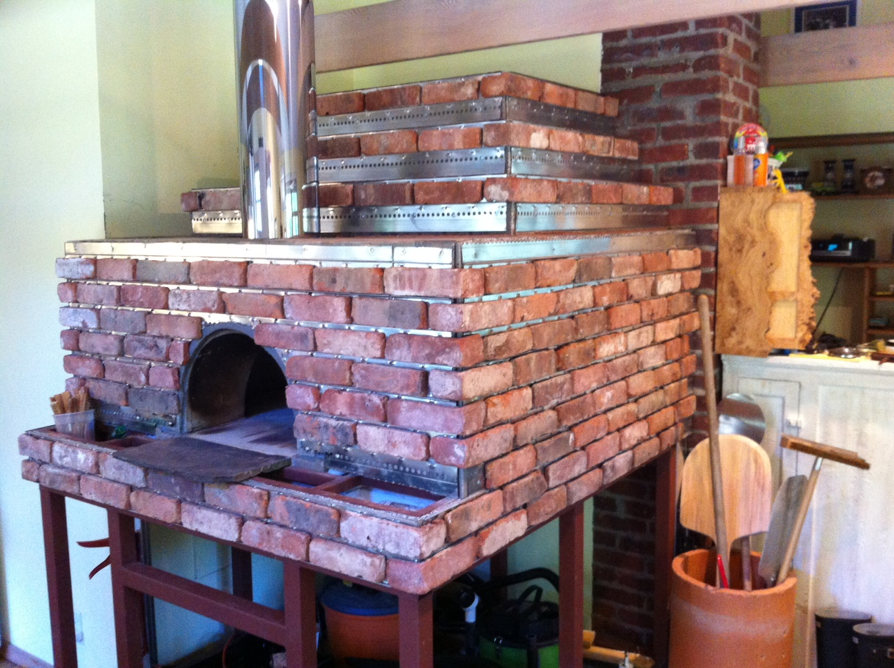 Wood Fired Pizza Ovens Made In America Since 2002 Ul