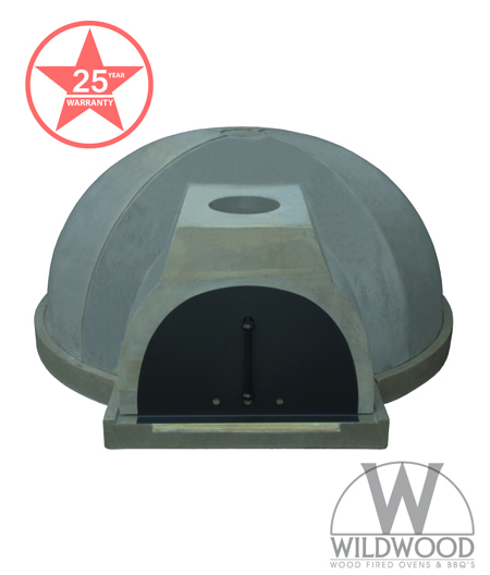 Milano Wood Fired Oven Kit