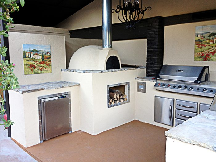 Milano Wood Fired Oven Tulsa, OK