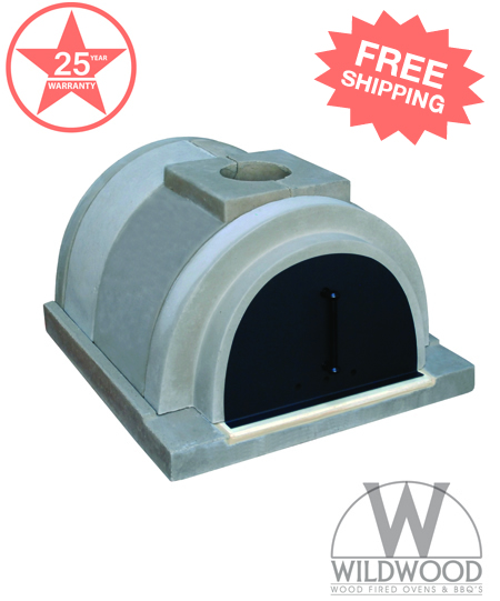 roma wood fired oven