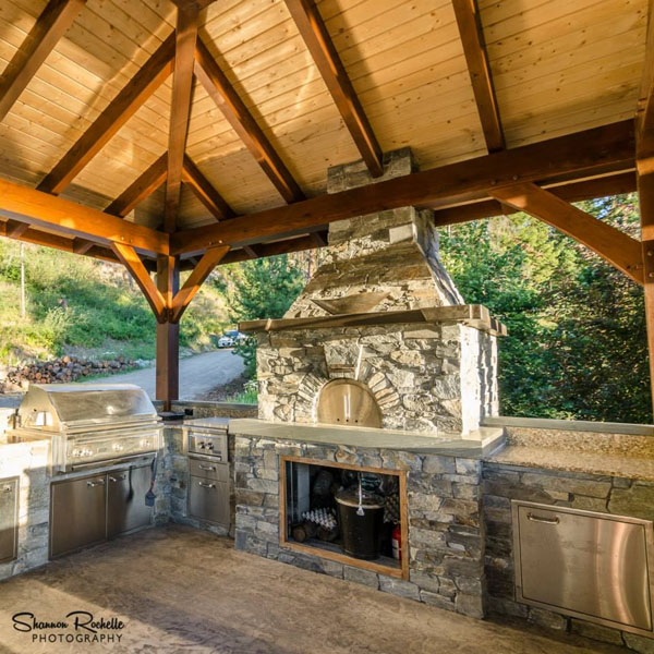 toscano wood fired oven - Wood Burning Pizza Oven