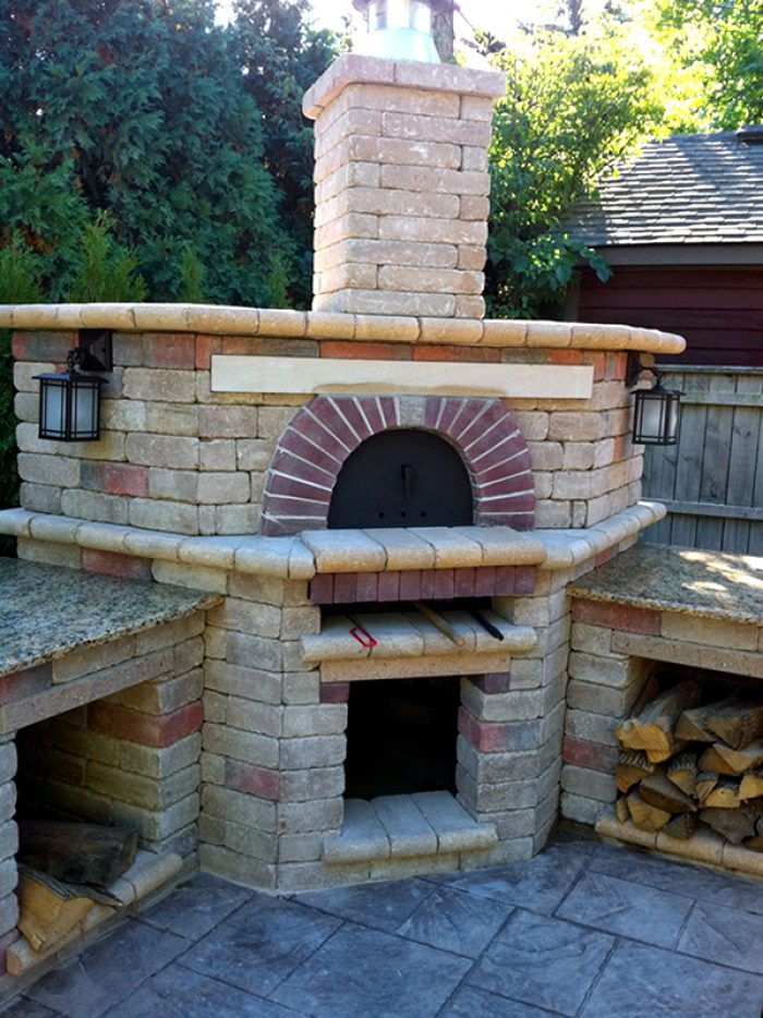 Toscano Wood Fired Oven Gross Point Park, MI