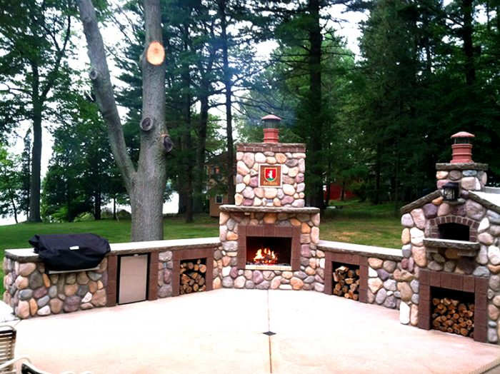 Toscano Wood Fired Oven Hamlin Lake, MI
