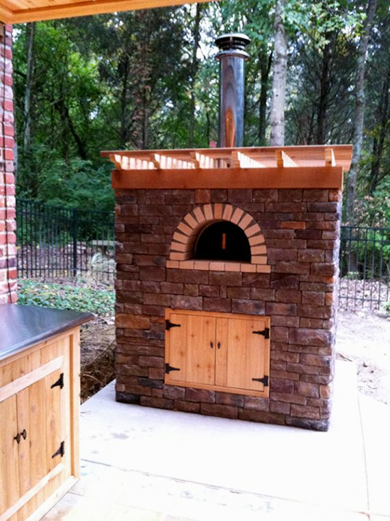 Toscano Wood Fired Oven Louisville, KY