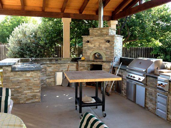 Wood Fired Oven Reseda CA.