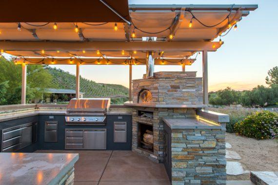 Wildwood Outdoor Kitchen