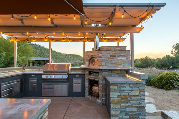 Wildwood Outdoor Kitchen