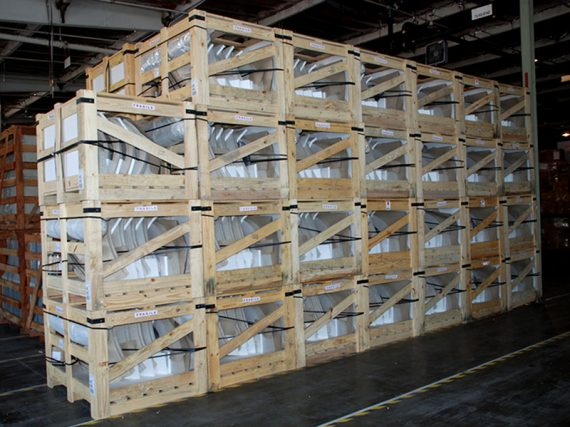 Wildwood Ovens Ready for Shipping