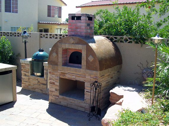 Wood Fired Pizza Oven Pebble Beach, CA
