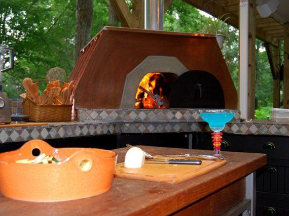 Wood Fired Pizza Oven Richmond, VA
