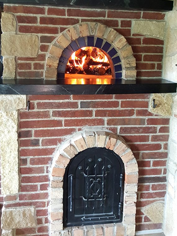 Wood Fired Pizza Oven Shelby Township, MI