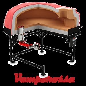 pizza oven gas conversion