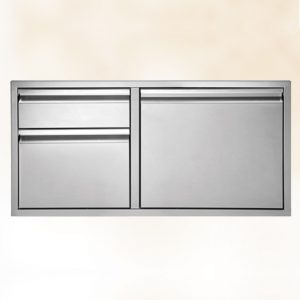 Door/ Two Drawer Combo 42″