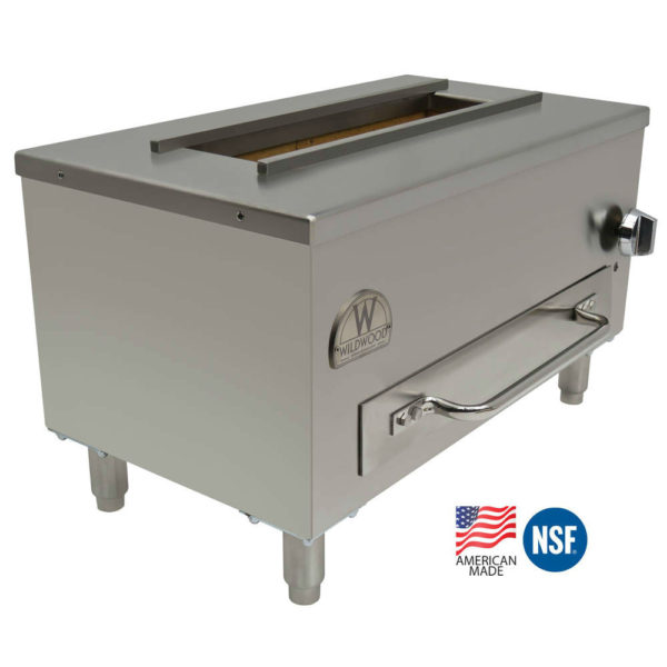 Dual- Fuel Dbl-Wide Grill 24